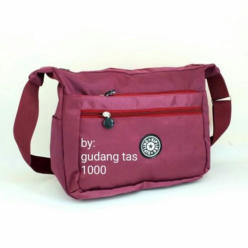 Foto Produk Tas selempang wanita| Tas fashion|Tas Santai - Merah marun dari gudang tas 1000