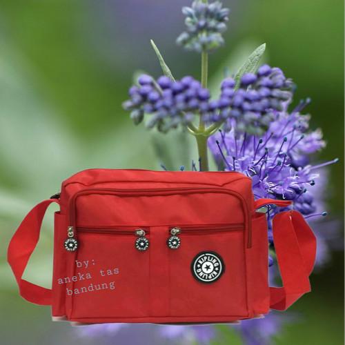 Foto Produk LADIES BAG!!! TAS SELEMPANG WANITA-TAS FASHION-SLING BAG - Merah dari gudang tas 1000