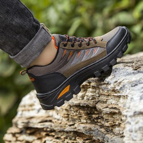 Foto Produk Leedoo Sepatu Gunung Pria Import Sepatu Hiking Sepatu Outdoor Tahan dari Hatimzya Collection