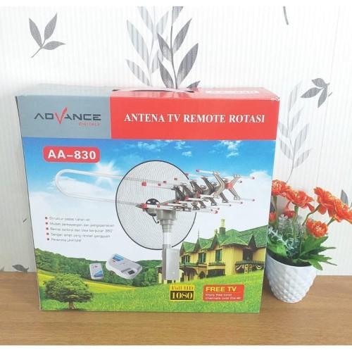 Foto Produk Antena Remote Advance Rotasi Dijamin Jernih dari Toko Ganjaran