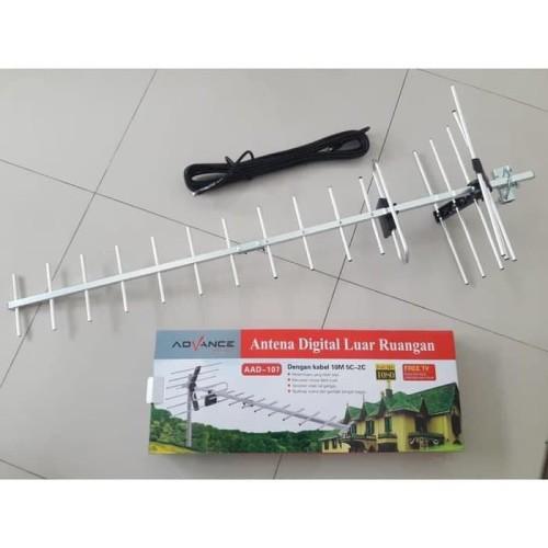 Foto Produk Antena Digital Luar Ruangan Advance AAD-107 dari Toko Ganjaran