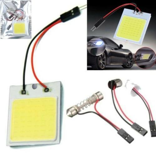 Foto Produk LED COB PLASMA Super White 48 Mata Lampu Kabin Plafon Spextrum Mobil dari BEST A&Y