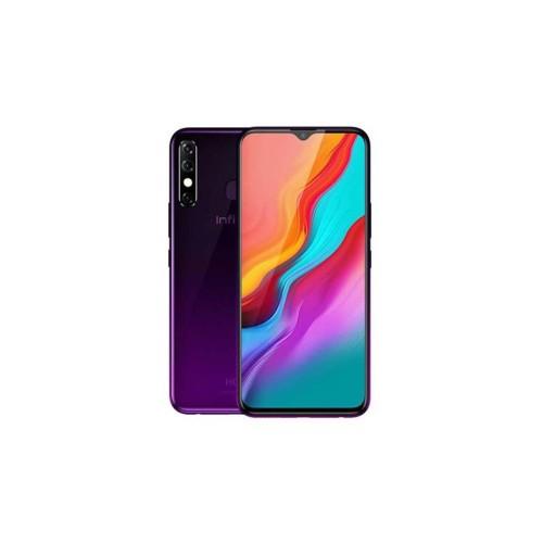Foto Produk Infinix Hot 8 X650C Smartphone - 4/64GB - Garansi Resmi - Purple dari Gadhet-Holic