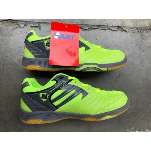 Foto Produk Sepatu Badminton Hart HS 505 - Hijau, 36 dari tokoreadygan