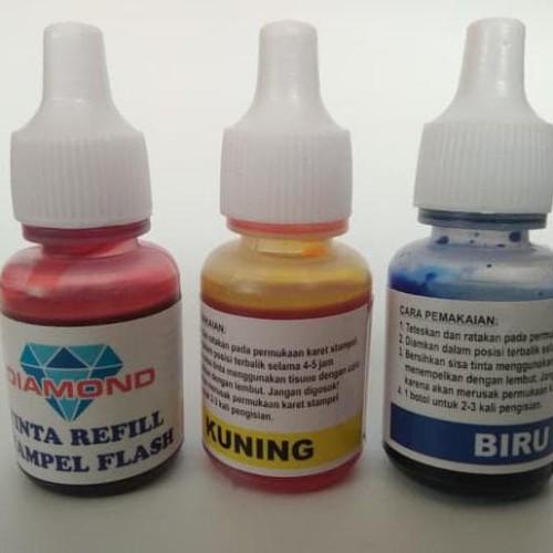 Jual Hot Sale Tinta Refill Stampel Flash Tinta Isi Ulang Stempel Otomatis Jakarta Selatan Nurcahayashop Tokopedia
