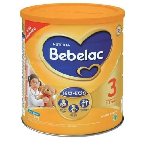 Foto Produk Susu Anak dan Susu Bayi Bebelac 3 Vanila Murah (1-3tahun) Termurah dari JOJEL