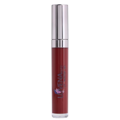 Foto Produk Luvena Lip Cream Glam Maroon dari Luvena Glitz Cosmetic