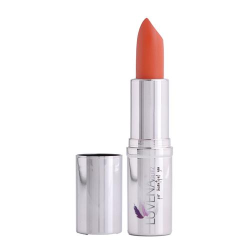 Foto Produk Lipstick Luvena Orange Smoothies dari Luvena Glitz Cosmetic