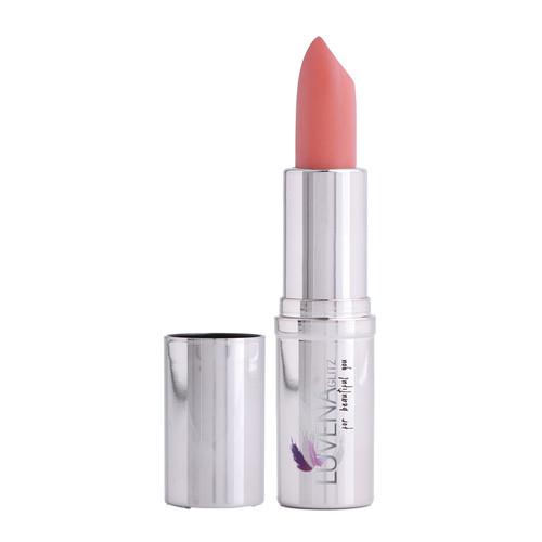 Foto Produk Lipstick Luvena Vanilla Peach dari Luvena Glitz Cosmetic