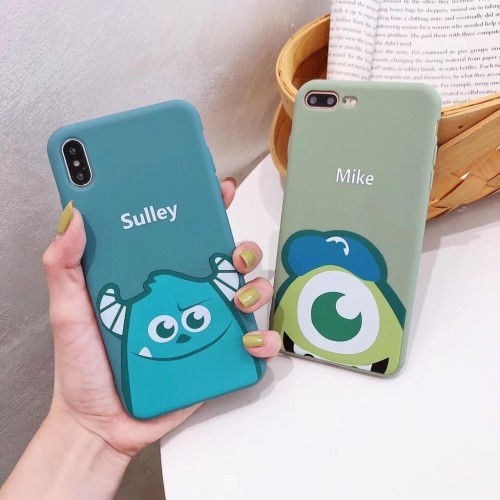 Foto Produk MU FRIENDS Mike Sulley Monster University iPhone All Type - MIKE, IPH6PLUS 6SPLUS dari kokoro_id