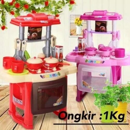 Foto Produk Mainan Masak Masakan Anak Kitchen Set Anak dari Ni Baby Shop