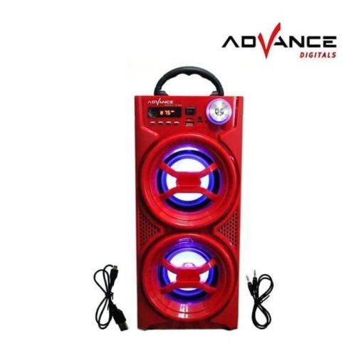 Foto Produk New Portable Speaker Advance H-24A dari Toko Ganjaran