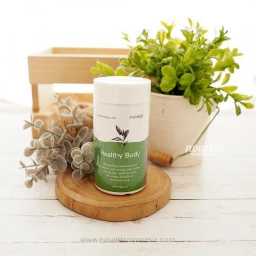 Foto Produk Herbilogy Healthy Body for Immune Booster dari Nourish Indonesia