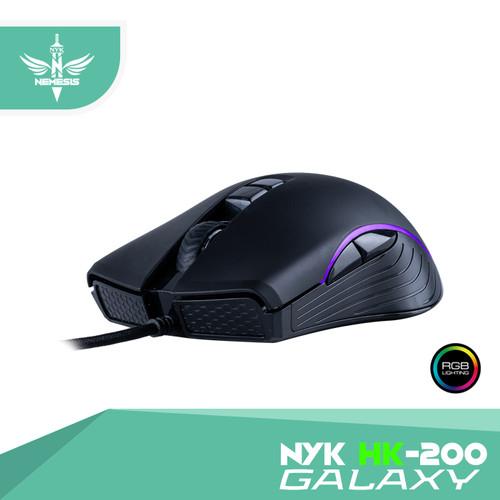 Foto Produk NYK Nemesis Galaxy RGB Gaming Mouse dari NYK Official Store
