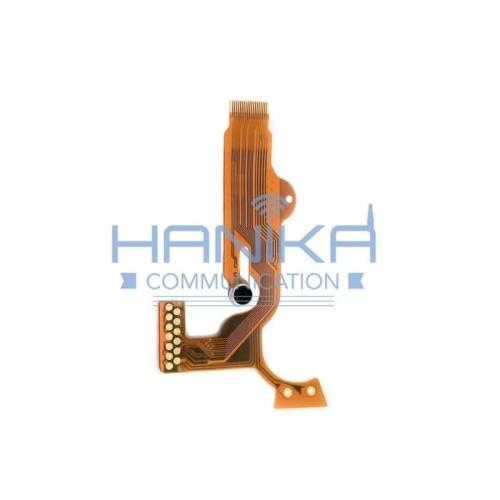 Foto Produk Flexibel Mic HT GP328 GP338 Plus Kabel Flexible Speaker Motorola Cable dari Hanika Communication