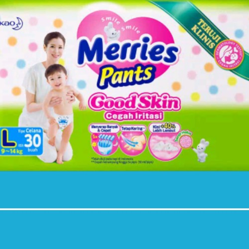 Foto Produk Meries Pants GoodSkin uk. M34/L30 - Size M dari Toko Susu Blessing
