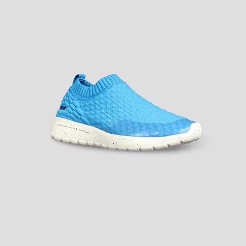 Foto Produk Sepatu Pria Sneakers Wakai FM01911 GYOU Battle Blue - 43 dari Wakai Official Store