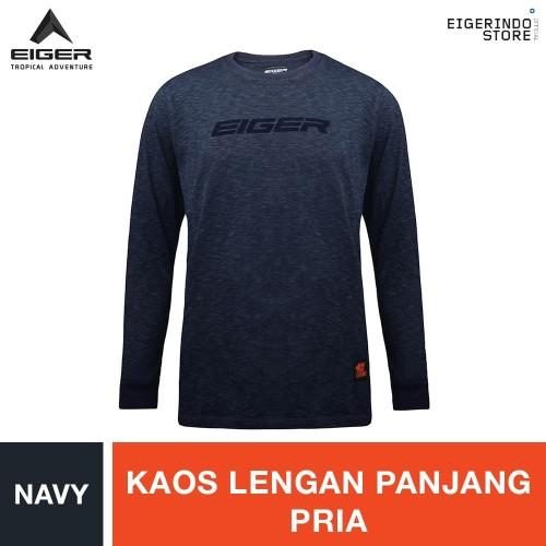 Foto Produk Eiger Riding One Man T-shirt - Navy - Navy, L dari Eigerindo Store