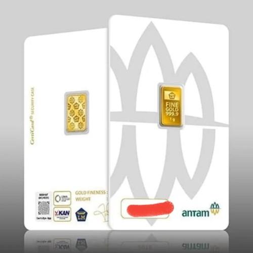 Foto Produk Antam emas 1 gram dari starwish