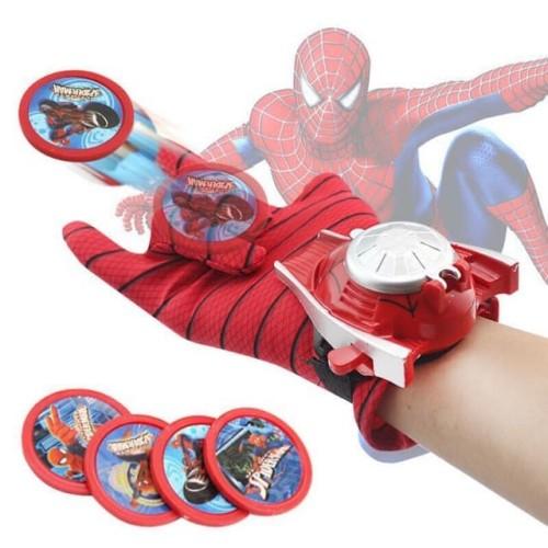 Foto Produk Sarung Tangan Avengers Spiderman/Mainan Anak laki laki dari theona.tata