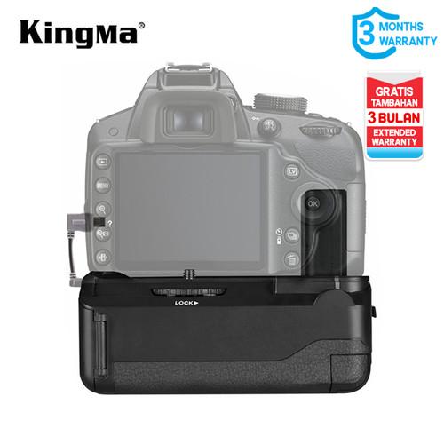 Foto Produk Battery grip VG-6500 KINGMA for Sony A6500 work with NP-FW50 dari Kingma Indonesia
