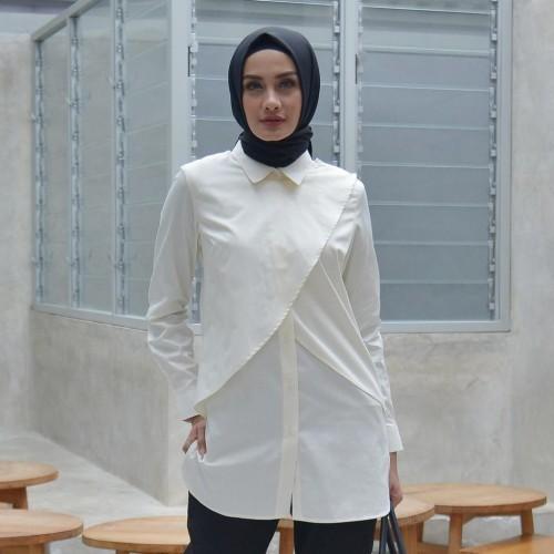 Foto Produk Flap Shirt Beige dari MITRA TIGA