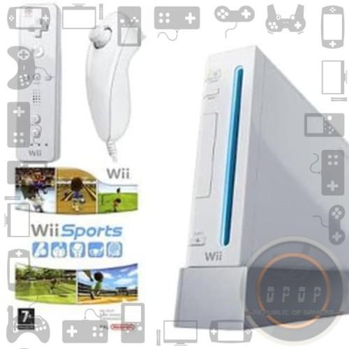 Foto Produk Nintendo wii Hdd 500GB dari dpopshop