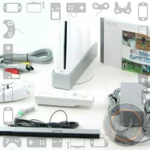 Foto Produk Nintendo wii fullset dari dpopshop