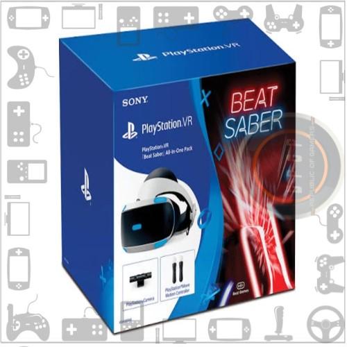 Foto Produk PS VR Beat Saber All in 1 Pack Playstation dari dpopshop