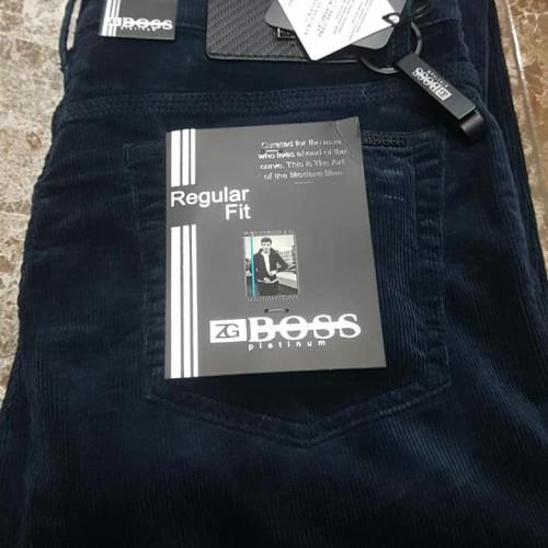 Jual Celana Panjang Pria Katun Kedorai Hugo Boss Denim Original Import Jakarta Utara Outlet Collection Tokopedia