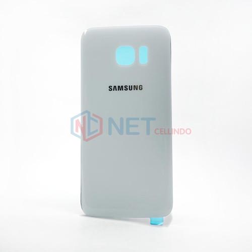 Foto Produk BACK COVER / BACK CASE / BACK DOOR / COVER SAMSUNG G935F / S7 EDGE - Putih dari NET Cellindo