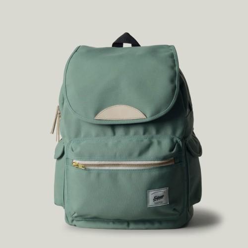 Foto Produk Tas Ransel Wanita Bigmo Bag Sierra Backpack Pistachio dari 13thcase
