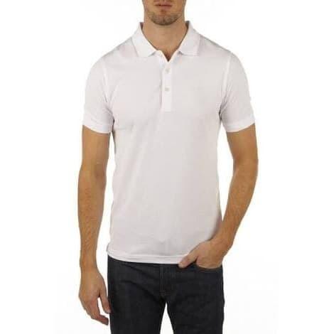 Foto Produk Polo Shirt Putih / Baju Kaos Kerah / T-Shirt dari BlessIT Store