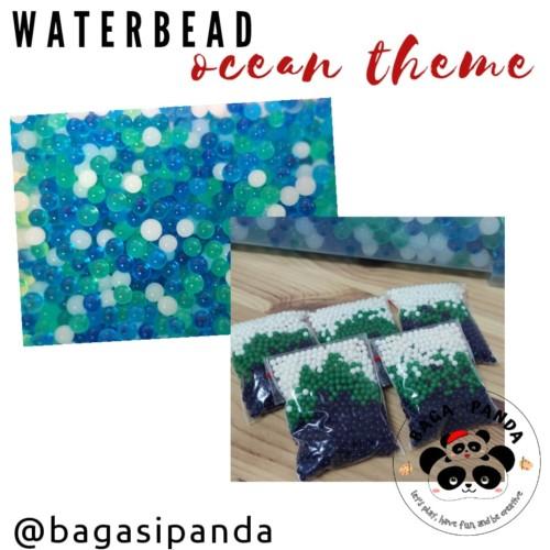 Foto Produk Waterbead / Orbeez / Hydrogel Tema Laut - Ocean Theme dari Bagasi Panda