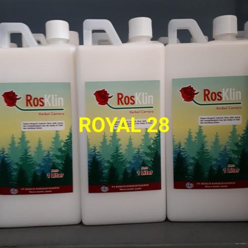 Foto Produk Karbol Cemara Rosklin 1L dari Royal 28