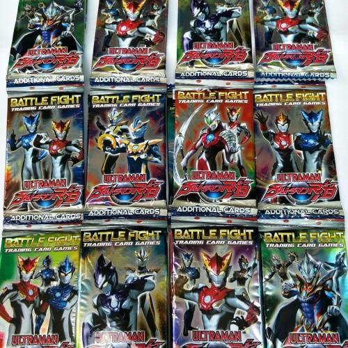 Foto Produk Trading Card Ultraman isi 6pak Termurah Mainan Kartu Anak dari C 'n C Shop