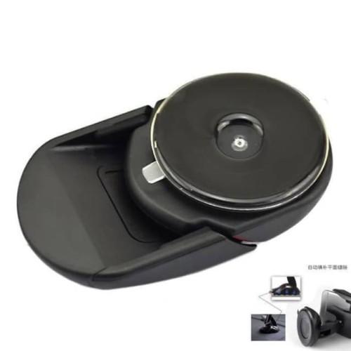 Foto Produk Tatakan Hp Mobil Transformer Mouce Car Phone Holder - Hitam dari Clarias Shop