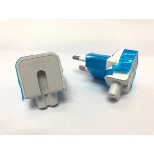 Foto Produk Kepala Charger AC Plug Adaptor Macbook Ipad Ipod Iphone Apple Original dari Clarias Shop