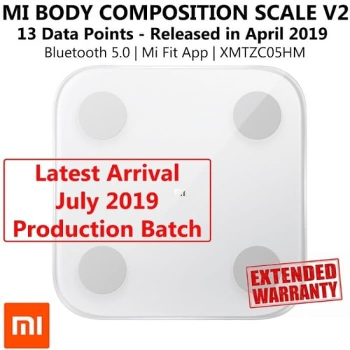 Foto Produk Xiaomi Smart Scale 2 with 10 Physical Data Calculation dari PIK88Elektronik