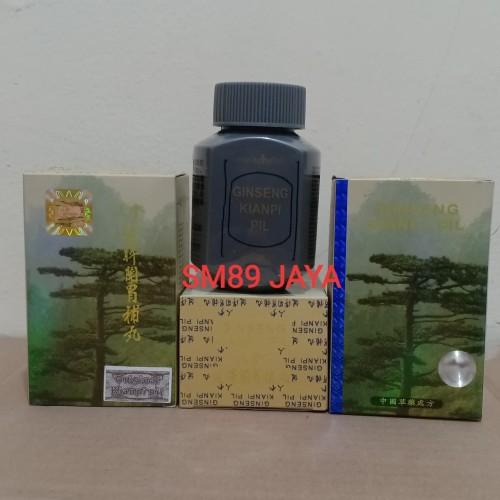 Foto Produk Kianpi gold list biru 100% original produk dari sm89 jaya