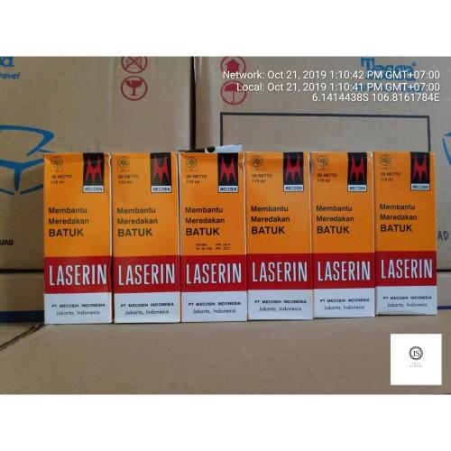 Foto Produk Obat Batuk Laserin 110 ML dari Juli Store1