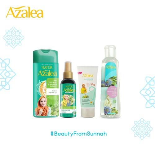 Foto Produk Azalea Hair Care & Glowing Skin Treatment Series dari AZALEA OFFICIAL STORE