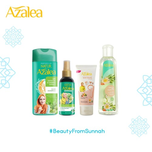 Foto Produk Azalea Hair Care & Soften Skin Treatment Series dari AZALEA OFFICIAL STORE