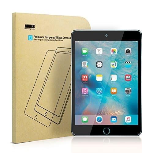 Foto Produk Anker Tempered-Glass Screen Protector for iPad Mini 4 UN Clear A7400 dari Anker Indonesia