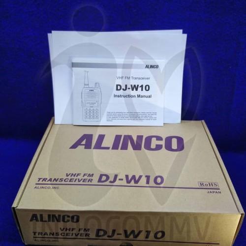 Foto Produk HT ALINCO DJ W10 Termurah FULL GARANSI RESMI dari darilynn