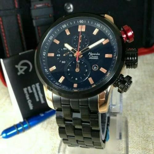 Foto Produk jam tangan alexandre christie PROMO dari darilynn
