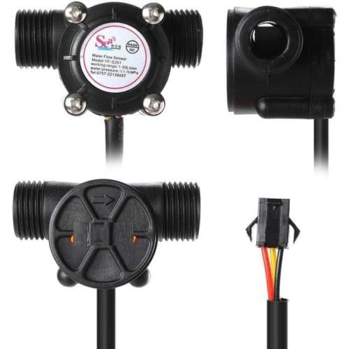 Foto Produk Sensor Aliran Air High Produk Unggulan Precision Water Flow Sensor 434 dari darilynn