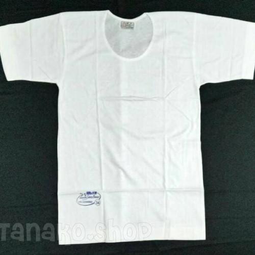 Foto Produk Kaos Oblong Swan Brand Unmatched / Kaos Dalam Berlengan Size 44 dari darilynn