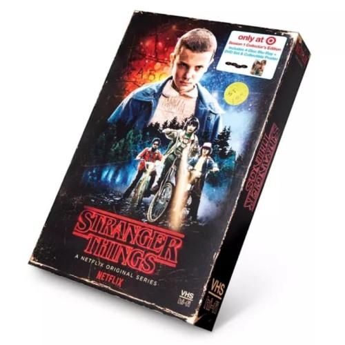 Foto Produk Stranger Things Season 1 Hot Sale Collector's Edition (Blu-ray dari darilynn