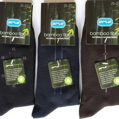 Foto Produk Orso Kaos Kaki Pria PALING MURAH Naturally Antibacterial dari darilynn